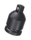 "Genius Tools 1"" Dr. Impact Adapter w/steel ball, 1""F X 3/4""M (CR-Mo) - 841006B"
