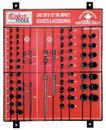 Genius Tools CM-3472ACS 72PC 3/8