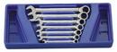 Genius Tools GW-7607M 7PC Metric Combination Ratcheting Wrench Set