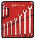 Genius Tools HS-009S 9PC SAE Combination Wrench (Matt Finish)