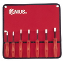 Genius Tools ND-007S 7PC SAE Hex Nut Driver Set