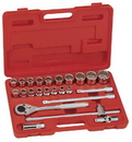 Genius Tools TW-424S 24PC 1/2