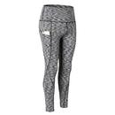 GOGO TEAM Women Yoga Pants-High Waist Workout Running Tummy Control Leggings with Side Pocket