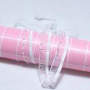 Soft Elastic Lace Cord 1/4