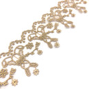 Muka Edging Lace, Gold Lace, Rabbit Pattern 4