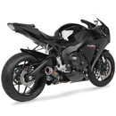 Hotbodies Racing 40801-2403 HON. CBR1000RR (08-16') MGP Exhaust - Slip on Stainless Canister