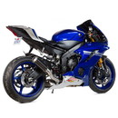 Hotbodies Racing 80801-2403 YAM. YZF-R6 (06-20') MGP Exhaust - Slip on Slip on Stainless Canister
