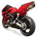 Hotbodies Racing H056RR-SB-UP CBR600RR (05-06) ABS Undertail w/built in LED signal lights - UNPAINTED