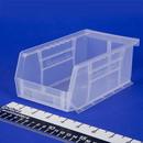 Health Care Logistics - HCL Super Tough Bin, Semi-Clear