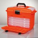 Health Care Logistics - Lg Emergency Box W/ Removable