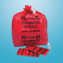 Health Care Logistics - Biohazard Bag   X-Large  33 Gal