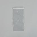 Health Care Logistics - Zippit Bag Single Track 4x8 2 mil