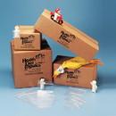 Health Care Logistics - Zippit Bag Single Track 6x9 2 mil Clear