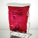 Health Care Logistics - Rack and Bag Waste Disposal System 3 Gal