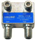 Holland Electronics Directional Couplers, (5-1000 MHz) Solderback