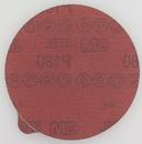 3M 375L 5 inch NH PSA 5 mil Film w/ Liner RED 80 Grit