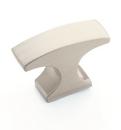 Amerock BP29203-G10 38.9mm Knob Satin Nickel