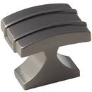Amerock BP36601-GM Knob Davenport 1-1/4in Gunmetal