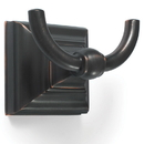 Amerock BH26512ORB Robe Hook OIL RUBBED BRONZE