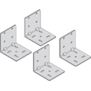 Universal Mounting Bracket-set of 4