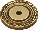 Belwith P106-07 Backplate Antique Brass