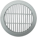Vent Grommet f/2.5inDia Hole SILVER