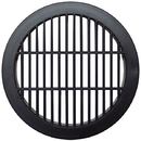 Vent Grommet f/2.5in Dia Hole BLACK
