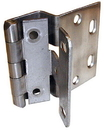 RPC 12mm Overlay, Stainless Steel, Heavy Duty Hinge