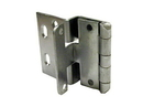 RPC 9mm Overlay, Dull Chrome, Heavy Duty Hinges