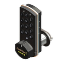 FJM Security Products Combi-Cam Electronic Cam Lock w/RFID