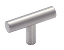 Epco BP010-SS 50mm Ctr T-Knob Stainless Steel