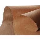 Edgemate 2' x 8' Peel and Stick Unfinished Veneer Sheet Red Oak