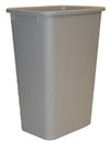 KV Replacement Waste Bins Platinum 50qt