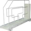 KV Slide Out Tray Divider 2 divider unit white