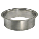 6in X 2in Polished SS Trash Grommet