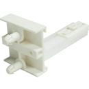 Hettich Quadro Plastic Press-In Rear Bracket