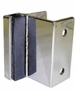 Jacknob Toilet Partition Outswing Strike Plate