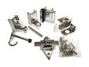 Jacknob Inswing Door Hardware Pack, 1