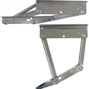 KV Undercabinet Pull Down Cookbook Rack Hinges