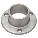 1-1/2in Wall Flange SATIN SS