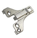 Lama Face Frame 0mm Zinc Die Cast, Screw-on Mounting Plate