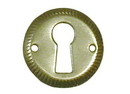 CompX National Key Hole Escutcheon Brass