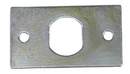 CompX National Mounting Plate for Cam Locks Zinc