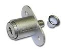 CompX National Disc Tumbler Plunger Lock Brass