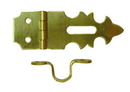 National Hardware Solid Brass 5/8