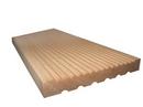 Omega National Fluted / Beaded Filler Mouldings Maple square edge 6