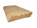 Omega National Angled Edge Fluted / Beaded Filler Moulding Maple