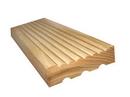 Omega National Fluted / Beaded Filler Mouldings Maple square edge 48