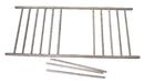 Omega National Wood Plate Rack Hickory
