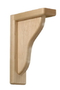 Omega National Signature Series Support Bracket Cherry 10